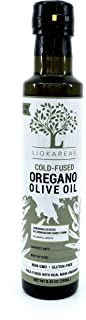 Sponsored Ad - Greek Oregano Extra Virgin Olive Oil - Greek Oregano Cold Pressed With Greek Olives Cold Fused - Organic - ...