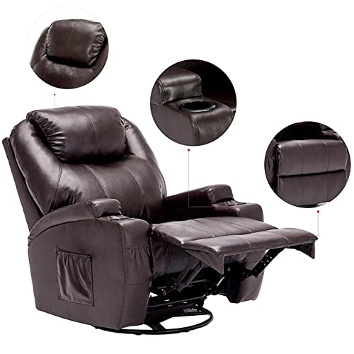Incredible Swivel Recliner Chairs Amazon Com Gmtry Best Dining Table And Chair Ideas Images Gmtryco
