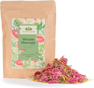 Wonder Herbs Steam Therapy (2 Ounce) Yoni Steaming Natural Detox - V Cleanse