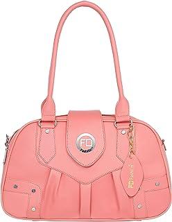 Orange Shoulder bag for women daily use handbags for girls college bag for girls casual handbags for women-1560