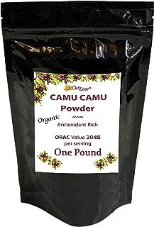 New CurEase Organic Camu Camu Powder Natural Vitamin C Freeze Dried Pound 1Lb 16oz