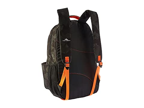 Kit Shattered Black Orange Lunch Sierra Camo Joel Mochila High Electric wxnAgtq