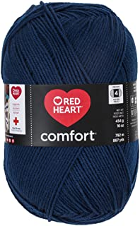 Red Heart Comfort Yarn, Navy