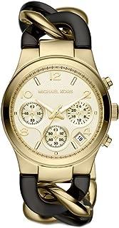 Michael Kors Wrist Watch Mens Chronograph Fashion Watch, Analog and Stainless Steel - MK3242