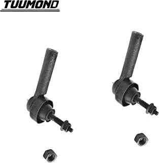 TUUMOND 2PCS Suspension Part EV405 Front Inner Tie Rod End For Chrysler Town /& Country For Chrysler Voyager For Dodge Caravan For Dodge Grand Caravan