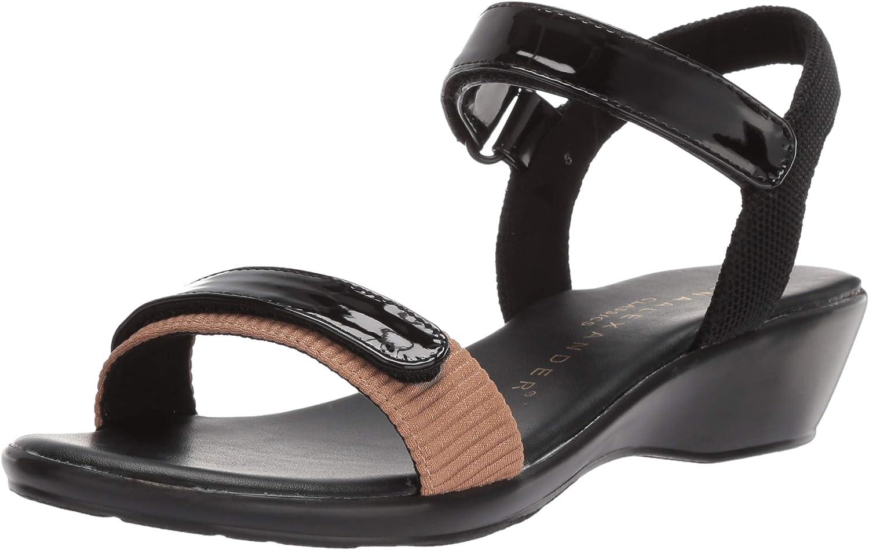 Athena Alexander Womens Sambaa Wedge Sandal