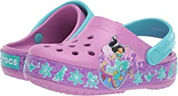 CrocsFunLab Jasmine Band Clog (Toddler/Little Kid)