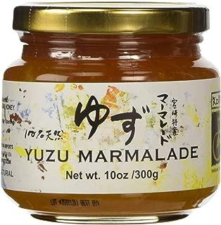 Yakami Orchard Japanese Yuzu Marmalade 300 gram jar (Pack of 2)