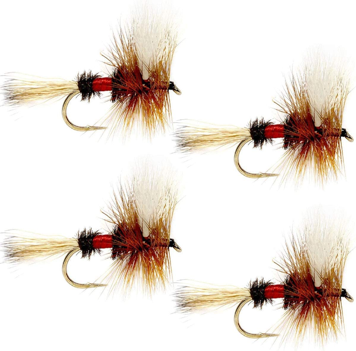 The price Fly Fishing Place [Alternative dealer] Royal Trout Dry Classic Wulff