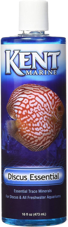 Kent favorite Max 74% OFF Marine AKMDTE16 Discus Aquarium Trace for 16-Ounce