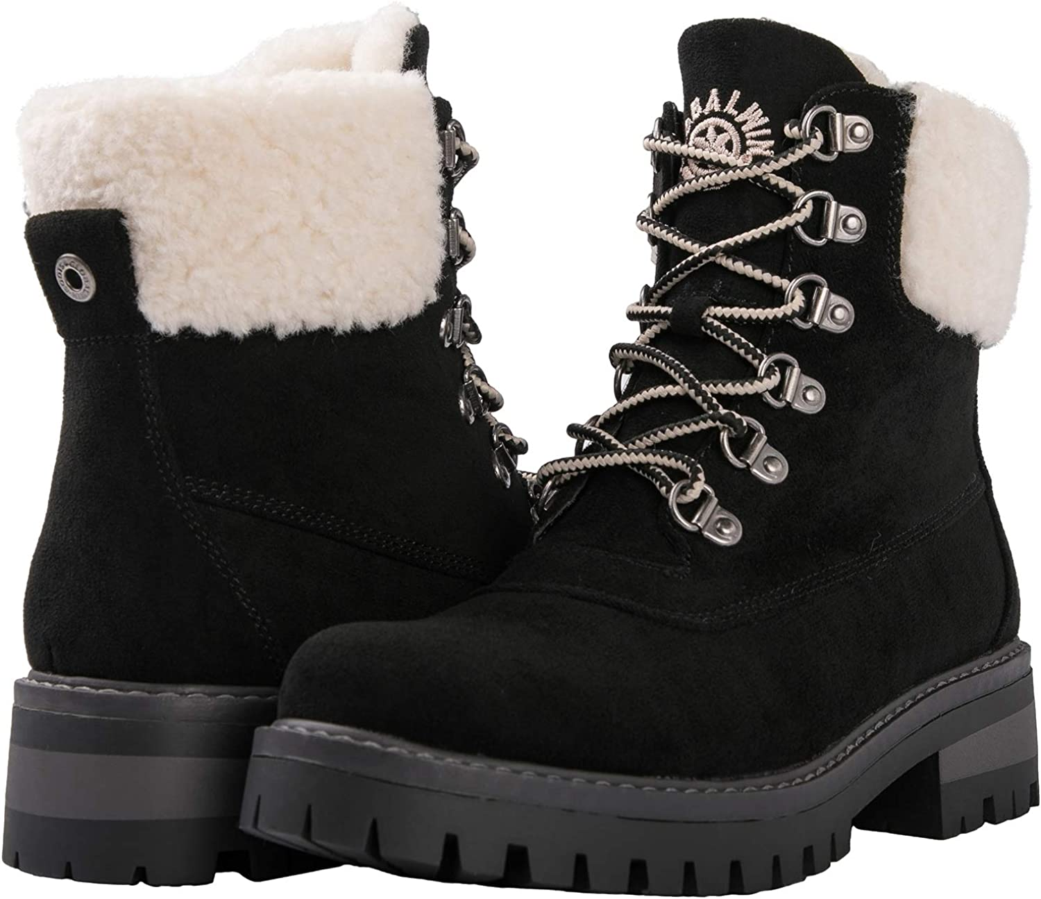 GLOBALWIN Women's 67% OFF of fixed price The 55% OFF Quilted Boots Winter Classic