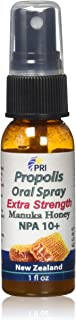 PRI Propolis Manuka Honey Oral Spray 1 Ounce
