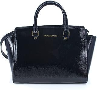 Best selma large patent leather satchel Reviews
