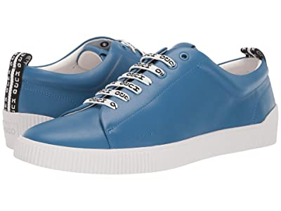BOSS Hugo Boss Zero Ten Sneakers by HUGO (Medium Blue) Men