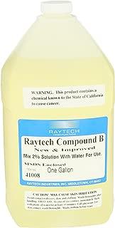 Raytech 41-008 Non-Foaming Compound B Liquid Soap, 1 Gallon Bottle