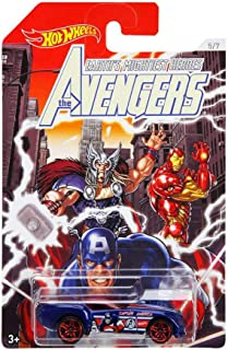Hot Wheels Avengers - Night Shifter 4/7