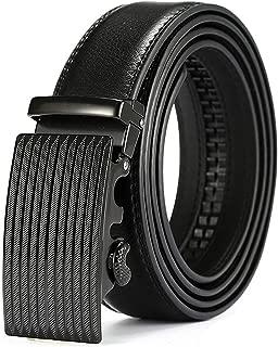 Men's Belt Genuine Leather Strap Male Belt Luxury Automatic belts for men Belts