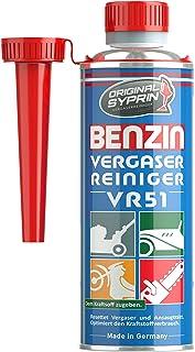 SYPRIN Originele carburateurreiniger VR51 voor 2-takt benzinemotoren - geschikt voor auto en motorfiets I additief voor ca...