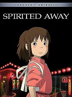 Spirited Away (English Language)