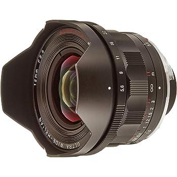 VoightLander フォクトレンダー 単焦点レンズ ULTRA WIDE-HELIAR 12mmF5.6 ASPHERICAL III VM  VMマウント対応 ブラック 130159