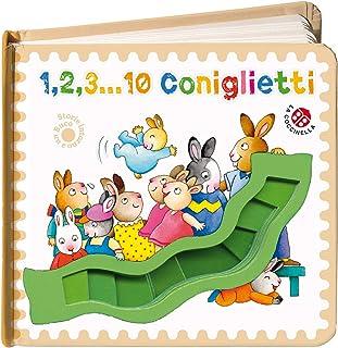 1, 2, 3... 10 coniglietti