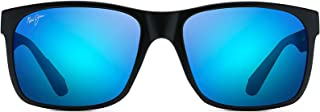 Maui Jim Sunglasses | Red Sands 432 | Rectangular Frame, with Patented PolarizedPlus2 Lens Technology