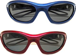 Sporty Shades- Best First Sunglasses for Baby, Toddler, and Kids. 100% UV Protection.