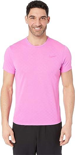 NikeCourt Challenger Top Short Sleeve