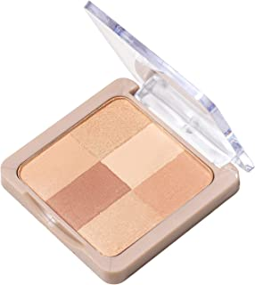 Ruby Rose Iluminador Bare Skin Highlighter 6 In 1 Nude Ref. Hb-7214Cor 02