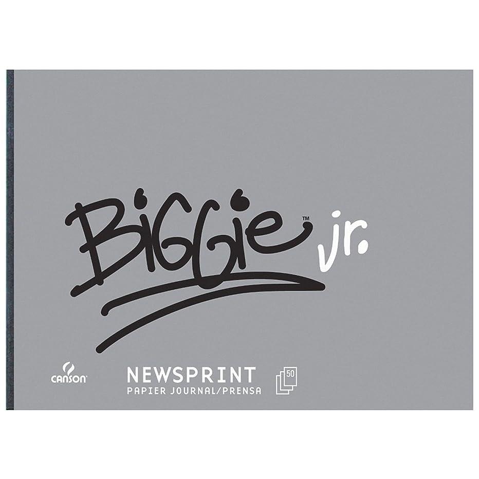 Canson Biggie Newsprint Paper Pad - 9