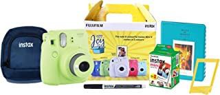 Fujifilm Instax Mini 9 Joy Box (Lime Green)