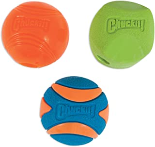 Chuckit! Fetch Medley, 3 Pack, Multicolour