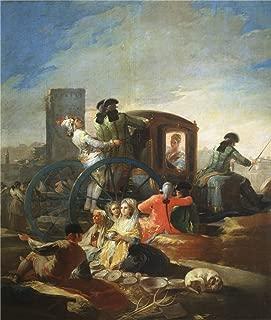 ALBERT MARQUET View Of Saint-Jean-De-Luz 24X36 FINE ART PAINTING POSTER