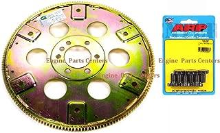SFI Flexplate+BOLTS 168-tooth INTERNAL Balance Chevy SB BB 327 350 396 427 2pc (SFI APPROVED)