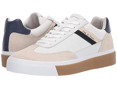 rag & bone RB2 Low Sneaker (White/Multi) Men