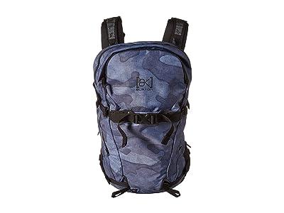 Burton AK Incline 30L Pack (Arctic Camo Print) Day Pack Bags