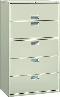 Best hon file cabinet 5 drawer Reviews