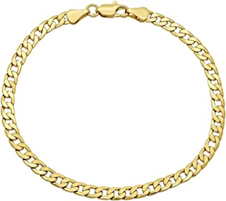 Best 18k bracelet men Reviews