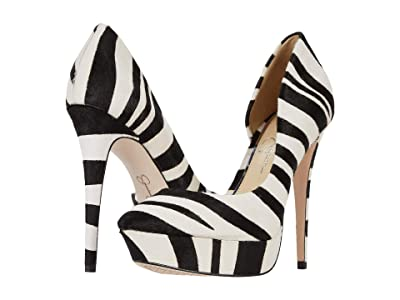 Jessica Simpson Rinah 2 (Black/White) Women