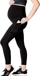 High Waisted Leggings for Women, Maternity Leggings,...