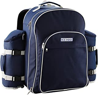 Cabin Max Lunch Bag comes with Picnic Blanket and Cutlery Set