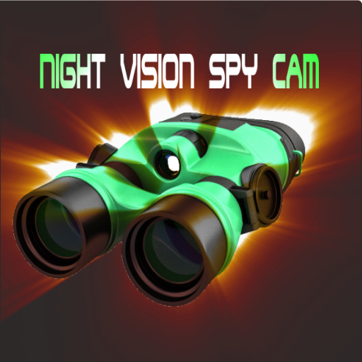 Night vision spy cam