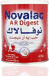 Novolac Ar Digest Infant Formula For Regurgitations, From Birth To 1 Year, 400 gm