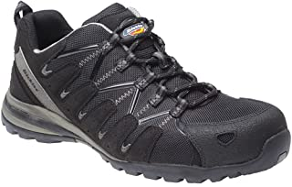 Dickies Tiber, Chaussures de sécurité Homme - Noir (black), 42 EU