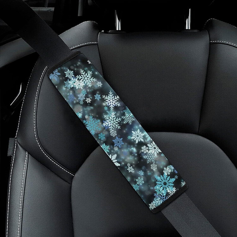 Winter Snowflakes Sparkle Sky Christmas Pattern Belt Seat Car Jacksonville Mall Pa Phoenix Mall
