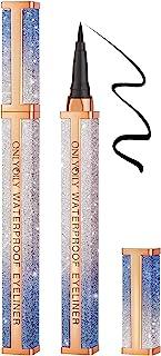 ONLYOILY Waterproof Liquid Eyeliner Precision Micro Eye Liner Pen Sneldrogend Langdurige make-up eyeliners zwart potlood