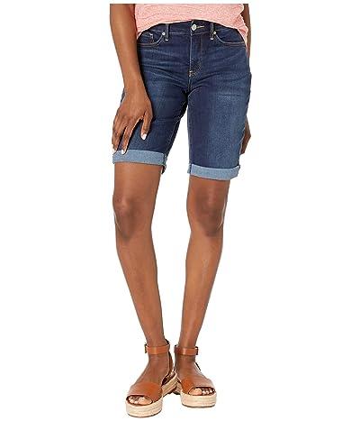 NYDJ Petite Petite Briella Shorts Roll Cuff (Junipero) Women