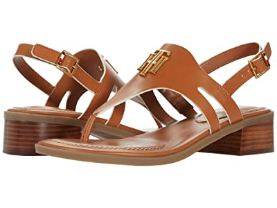Tommy Hilfiger Ezma (British Tan) Women