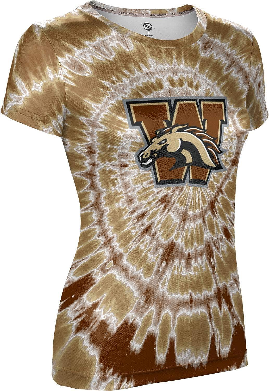 ProSphere Western Michigan University Girls' Performance T-Shirt (Tie Dye)