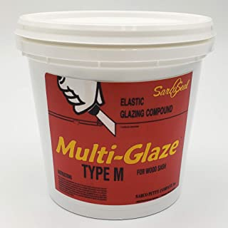 Best red glazing putty Reviews